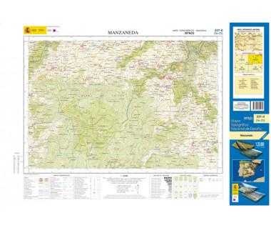 Góry Marmaroskie, Hryniawa - Mapa