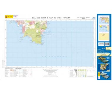 CNIG 25 723-I Illa del Toro y Cap de Cala Figuera
