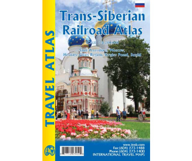 Trans-Siberian Railroad Atlas