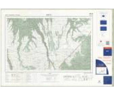 Vtacnik - Mapa