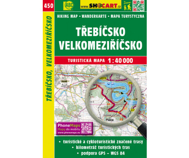 CT40 450 Trebícsko Velkomeziricsko