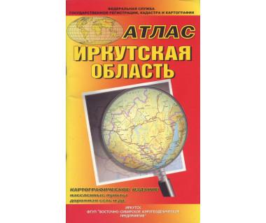 Obwód Irkucki atlas