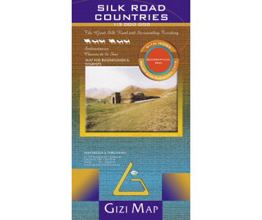 Silk Road Countries (geographical)