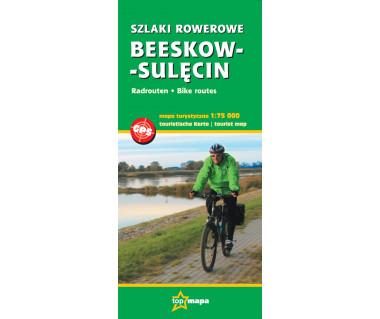 Szlaki rowerowe Beeskow - Sulęcin