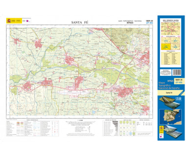 Black Forest, Alsace - Mapa