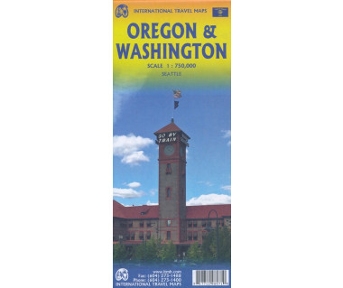 Oregon & Washington