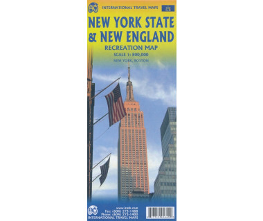 New England & New York State