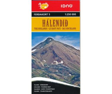 Iceland 5 Halendid (Islandia centralna)