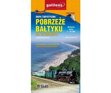Pobrzeże Bałtyku (od Dziwnowa do Kołobrzegu)