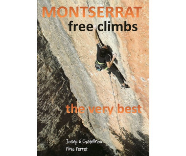 Montserrat free climbs. The very best