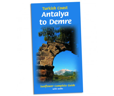 Antalya to Demre Turkish coast complete guide with walks