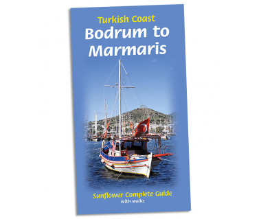 Bodrum to Marmaris Turkish coast complete guide with walks