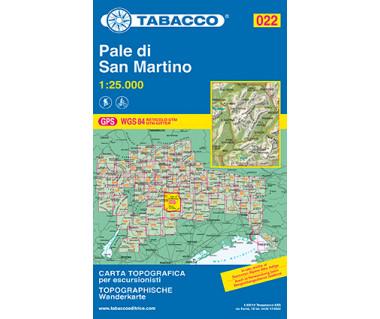 TAB022 Pale di San Martino