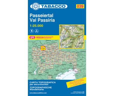 TAB039 Val Passiria/Passeiertal