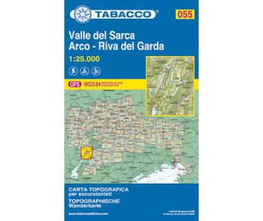 TAB055 Valle del Sarca, Arco, Riva del Garda