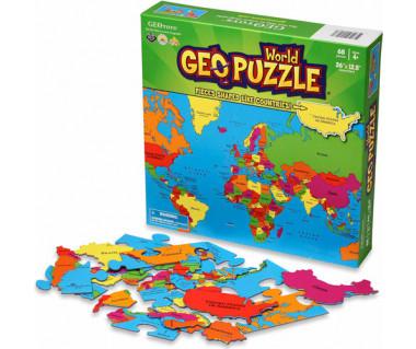 GeoPuzzle World 68