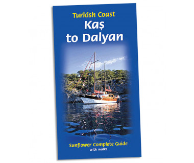Kas to Dalyan Turkish coast complete guide with walks