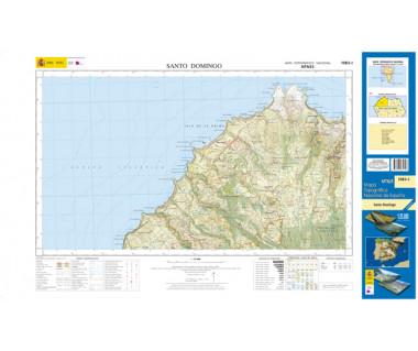 CNIG 25 1083-I Santo Domingo