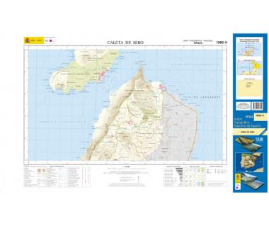CNIG 25 1080-II Caleta de Sebo
