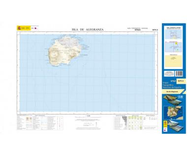 CNIG 25 1079-II Isla de Alegranza