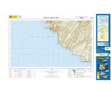 CNIG 25 1101-I Valle Gran Rey