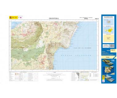 CNIG 25 1105-IV Frontera