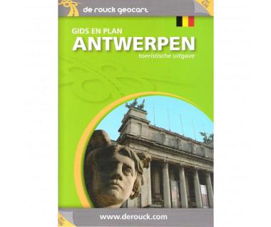 Antwerpen gids en plan