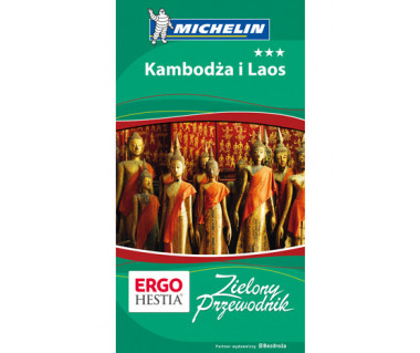 Kambodża i Laos (Michelin)