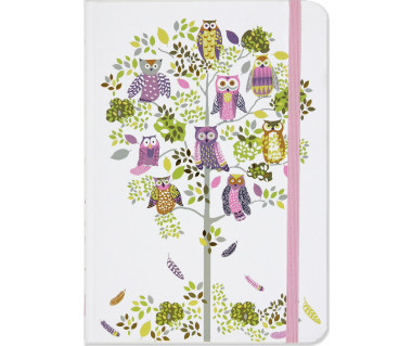 Notes Owl Forest