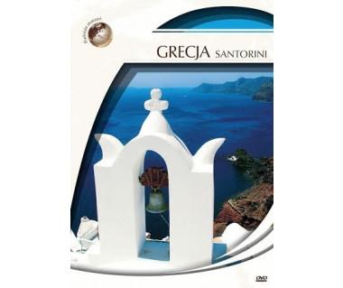 Grecja. Santorini (DVD)