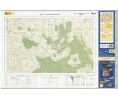 Fussen, Garmisch - Partenkirchen - Mapa laminowana