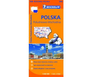 M 558 Polska Południowo-Wschodnia