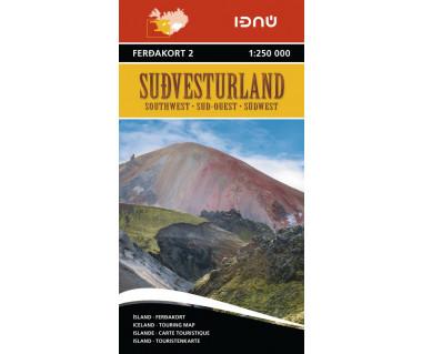 Iceland 2 Sudvesturland (Islandia pd.-zach.)