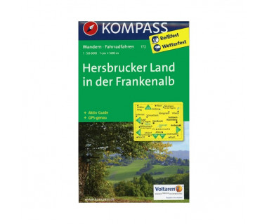 K 172 Hersbrucker Land in der Frankenalb