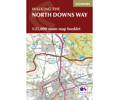 North Downs Way Map Booklet