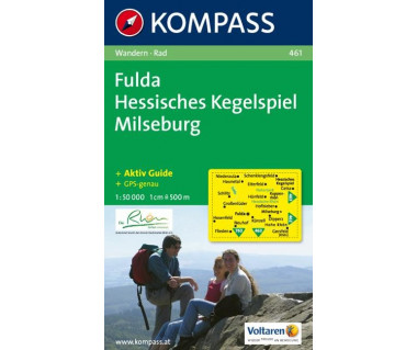 K 461 Fulda, Hessisches Kegelspiel, Milseburg