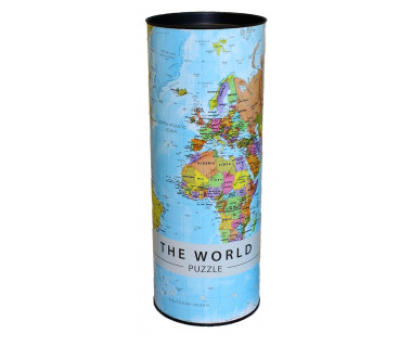 The World Puzzle 1000