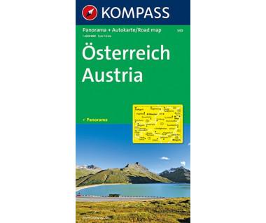 K 340 Osterreich/Austria Panorama