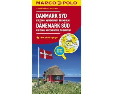 Denmark South (Kolding, Kopenhagen, Bornholm)