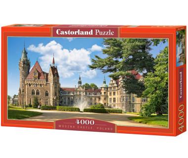 Puzzle 4000 Moszna Castle, Poland