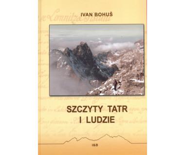 Szczyty Tatr i ludzie