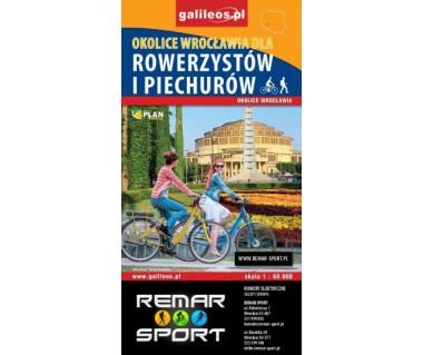 Okolice Wrocławia dla rowerzystów i piechurów