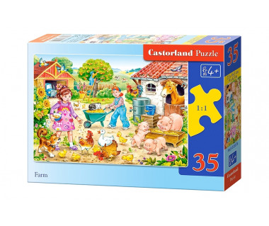 Puzzle 35 Farm