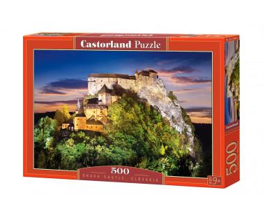Puzzle 500 Orava Castle, Slovakia