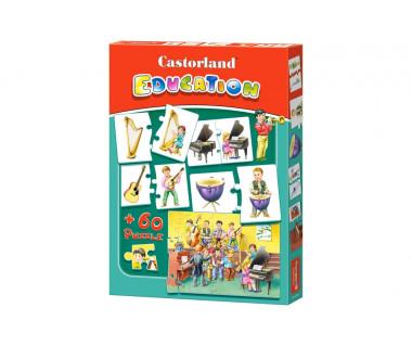 Puzzle Instruments Education