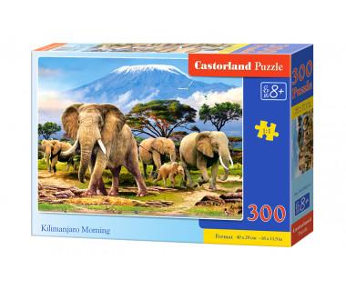 Puzzle 300 Kilimanjaro Morning