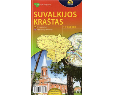 Suvalkijos Krastas (Litwa pd.-zach.)