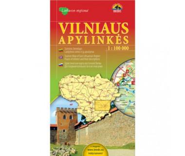 Vilniaus apylinkes (Litwa pd.-wsch.)