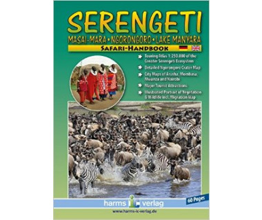 Serengeti safari handbook