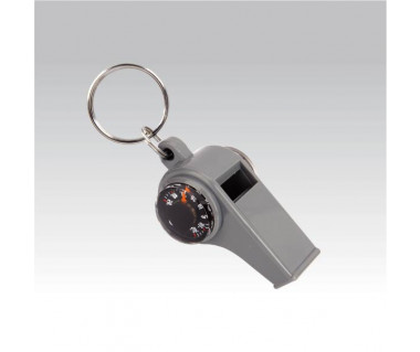 Brelok Munkees gwizdek z kompasem i termometrem 3339